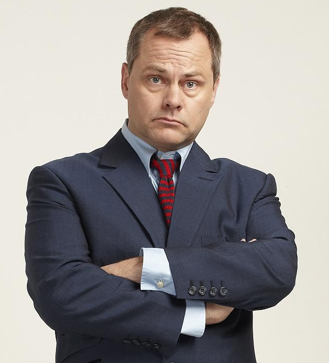 Jack Dee: Off The Telly banner image