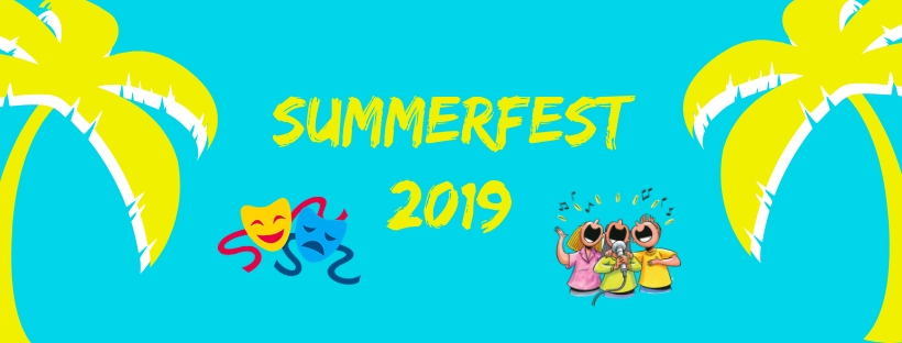 Summerfest 2019: Show in a Day banner image
