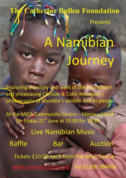 A Namibian Journey banner image