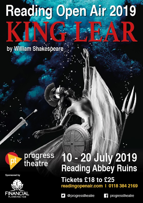 Reading Open Air 2019: King Lear banner image