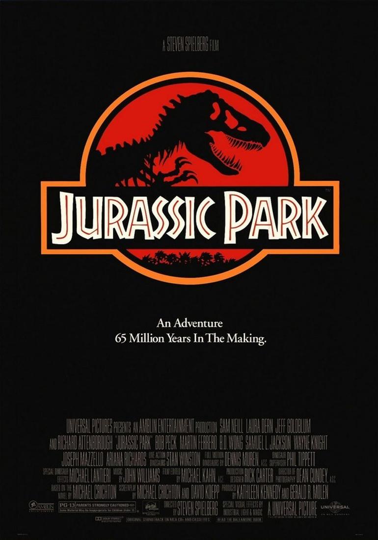 Jurassic Park banner image