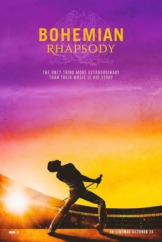 Bohemian Rhapsody, Doncaster banner image