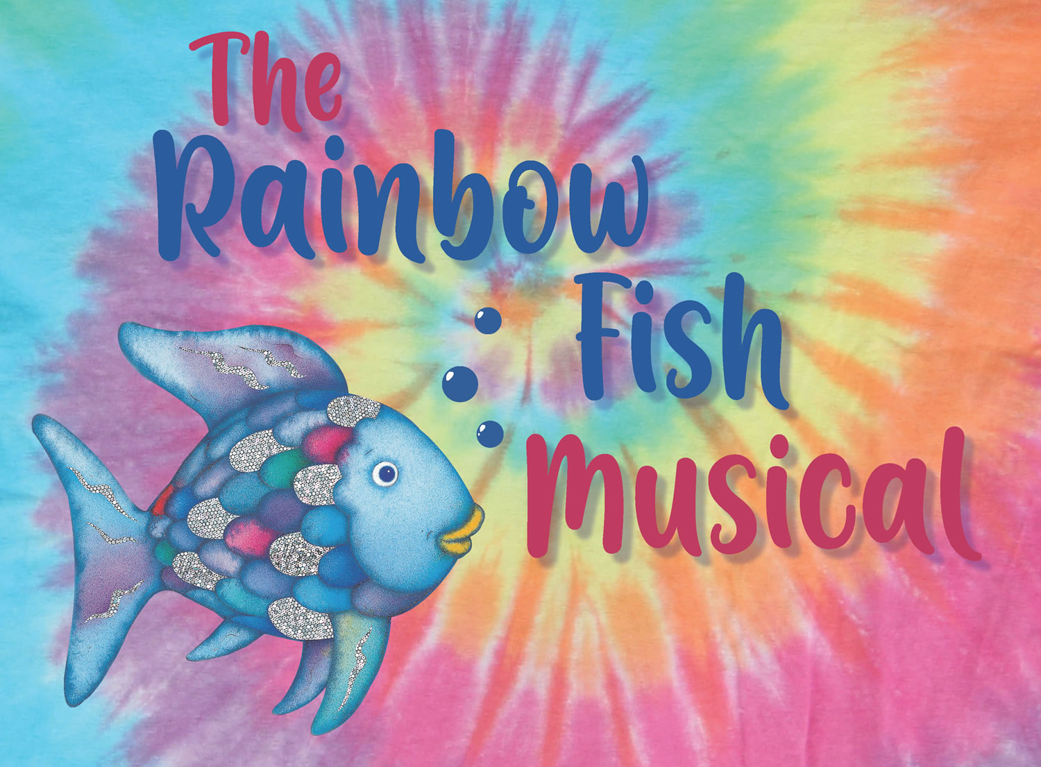 The Rainbow Fish Musical banner image