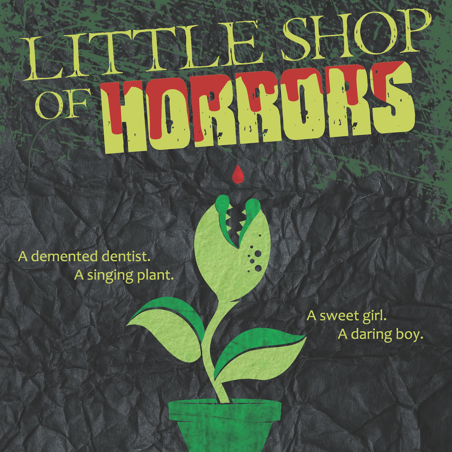 Little Shop of Horrors banner image