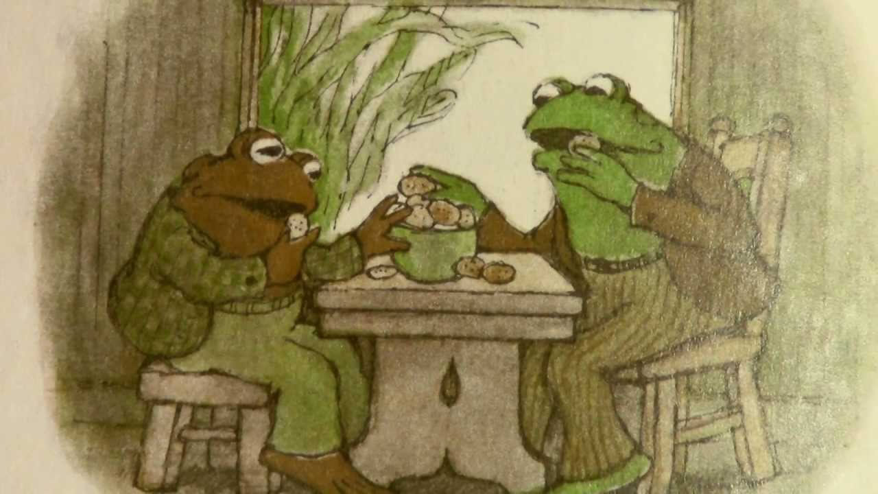 Frog and Toad Theater for Young Audiences banner image