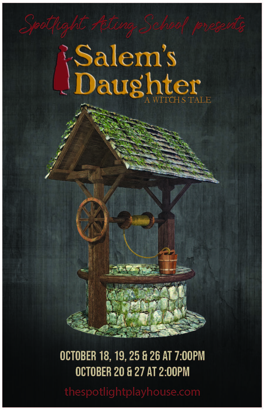 Salem's Daughter (A Witch's Tale) banner image
