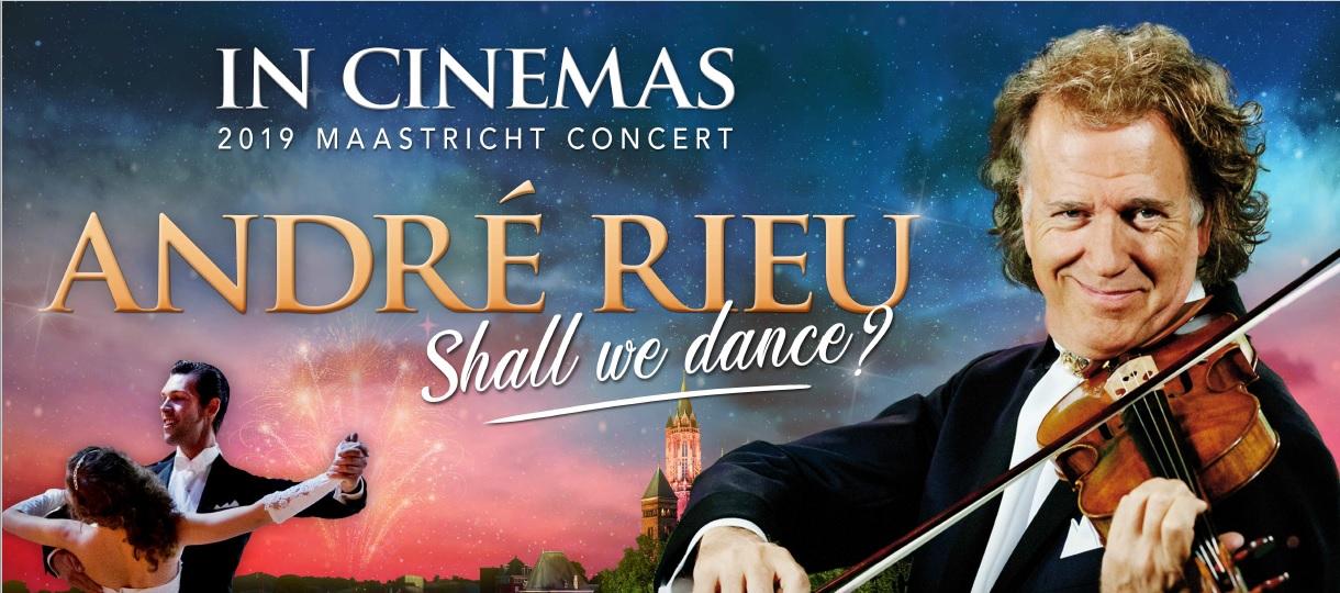 André Rieu 2019 Maastricht Concert: Shall We Dance? banner image