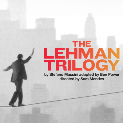 The Lehman Trilogy - National Theatre Live banner image