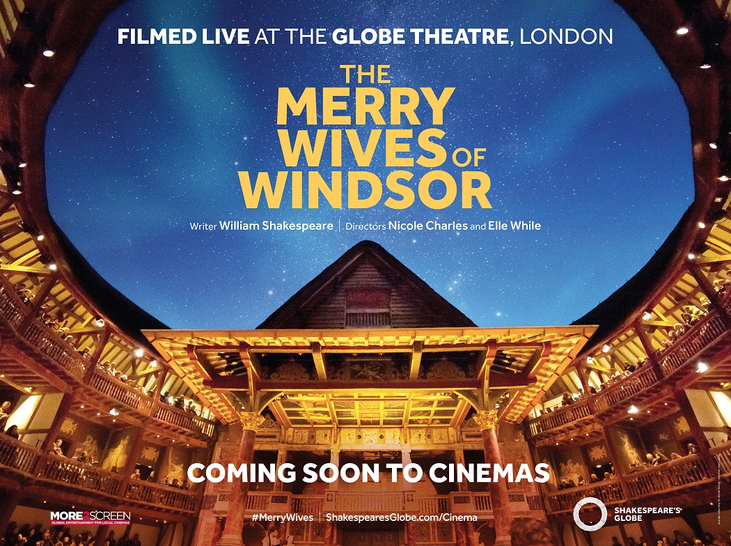 The Merry Wives of Windsor from Shakespeare's Globe banner image