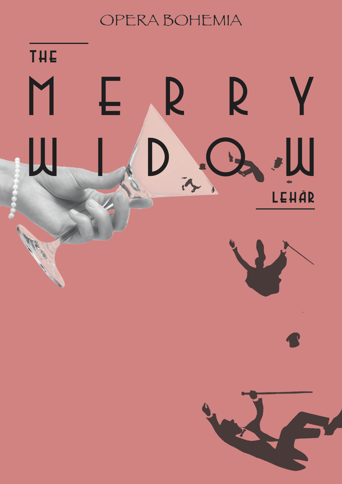 OPERA: The Merry Widow by Opera Bohemia banner image