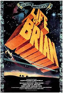 FILM: Monty Python's Life of Brian banner image