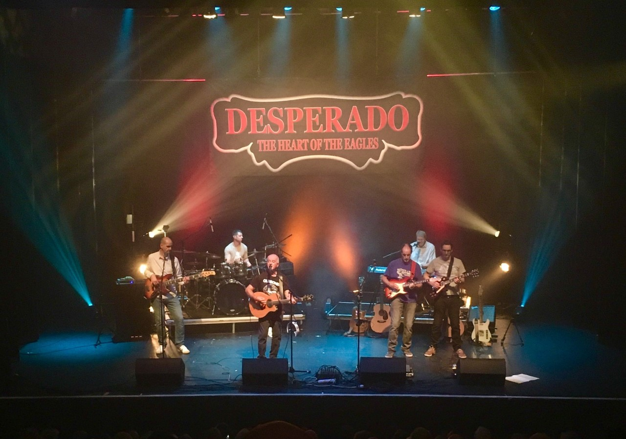 Desperado: Heart of the Eagles banner image