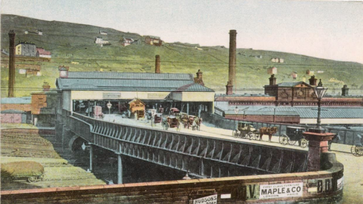 Calderdale's Railway Heritage - A Different View banner image
