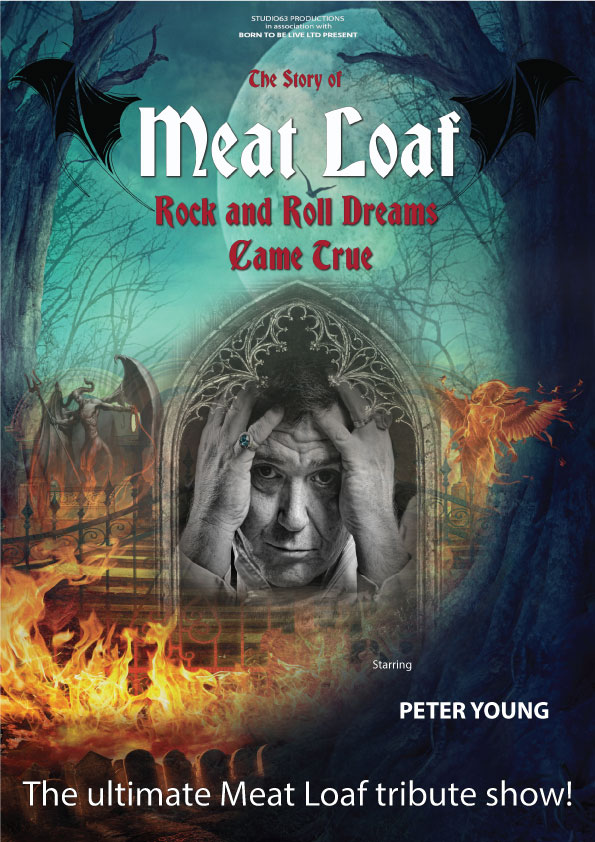 Meat Loaf - The story Rock and Roll Dreams Came True at ...