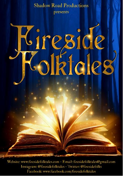 Fireside Folktales - Joint Ticket to Aesop's Fables, Robin Hood & Persephone on Sat 6th July banner image