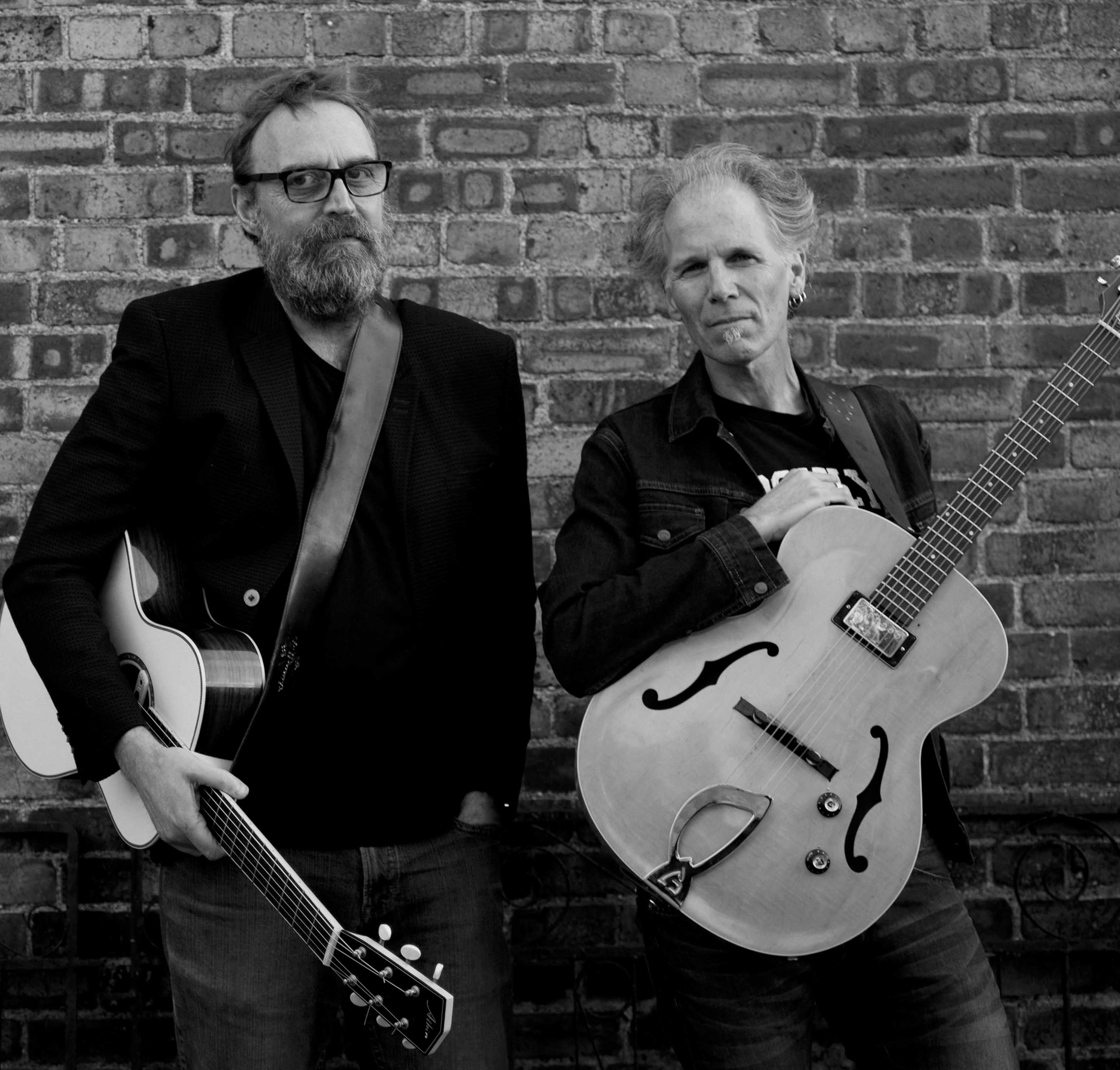 STATE OF THE UNION - Boo Hewerdine & Brooks Williams banner image