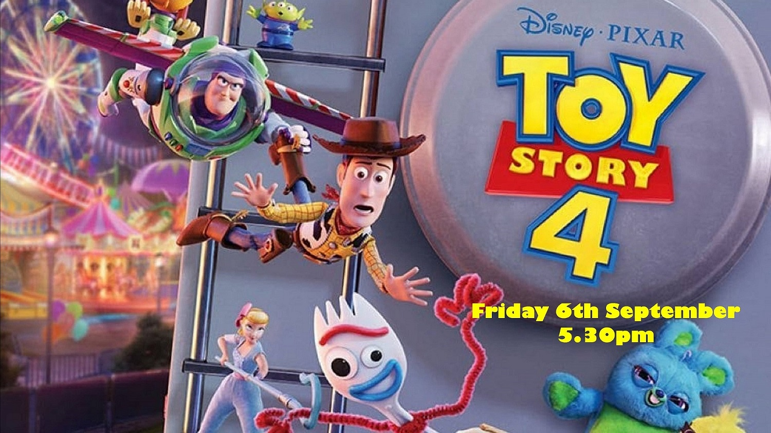 Toy Story 4 At Cinema At Aboyne Event Tickets From Ticketsource