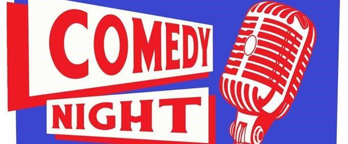 November Comedy Night banner image