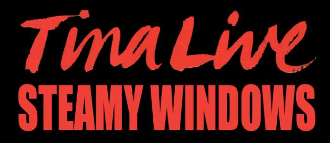 Steamy Windows - Tina Turner Live banner image