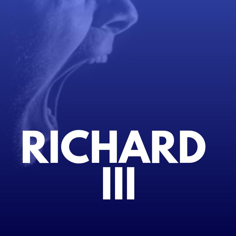 Richard III banner image