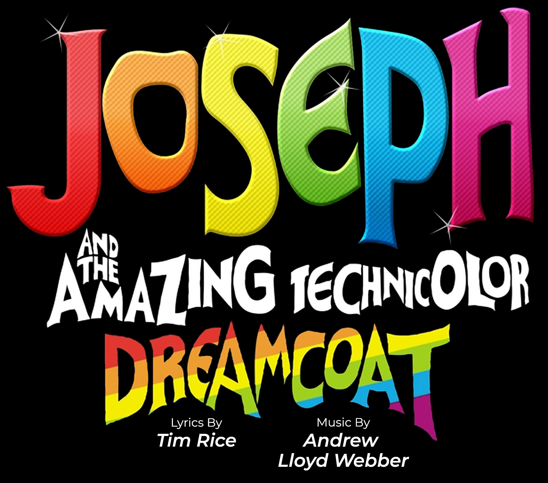 Joseph and the Amazing Technicolor Dreamcoat banner image