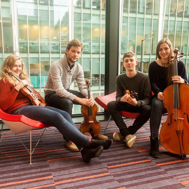 Barbican String Quartet banner image
