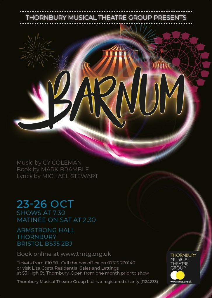 Barnum banner image