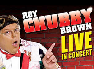 Roy chubby brown online interesting message