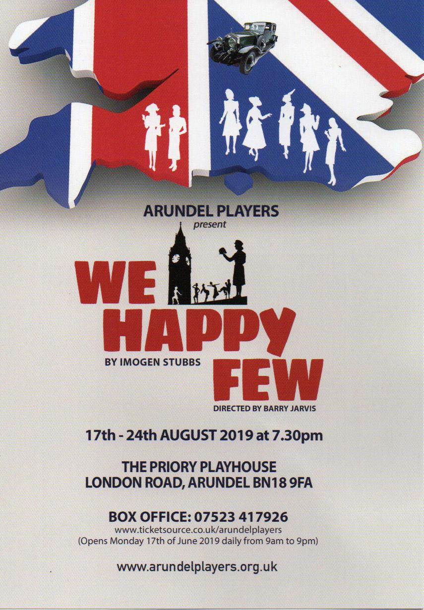 We Happy Few banner image