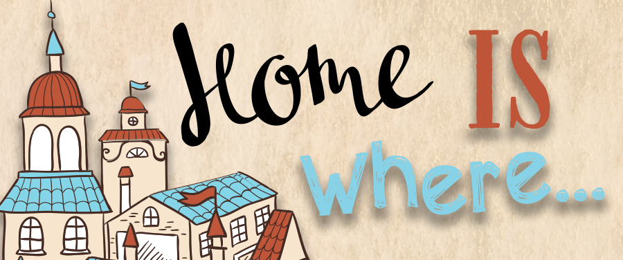 Trestle School of Drama | Home is Where... banner image