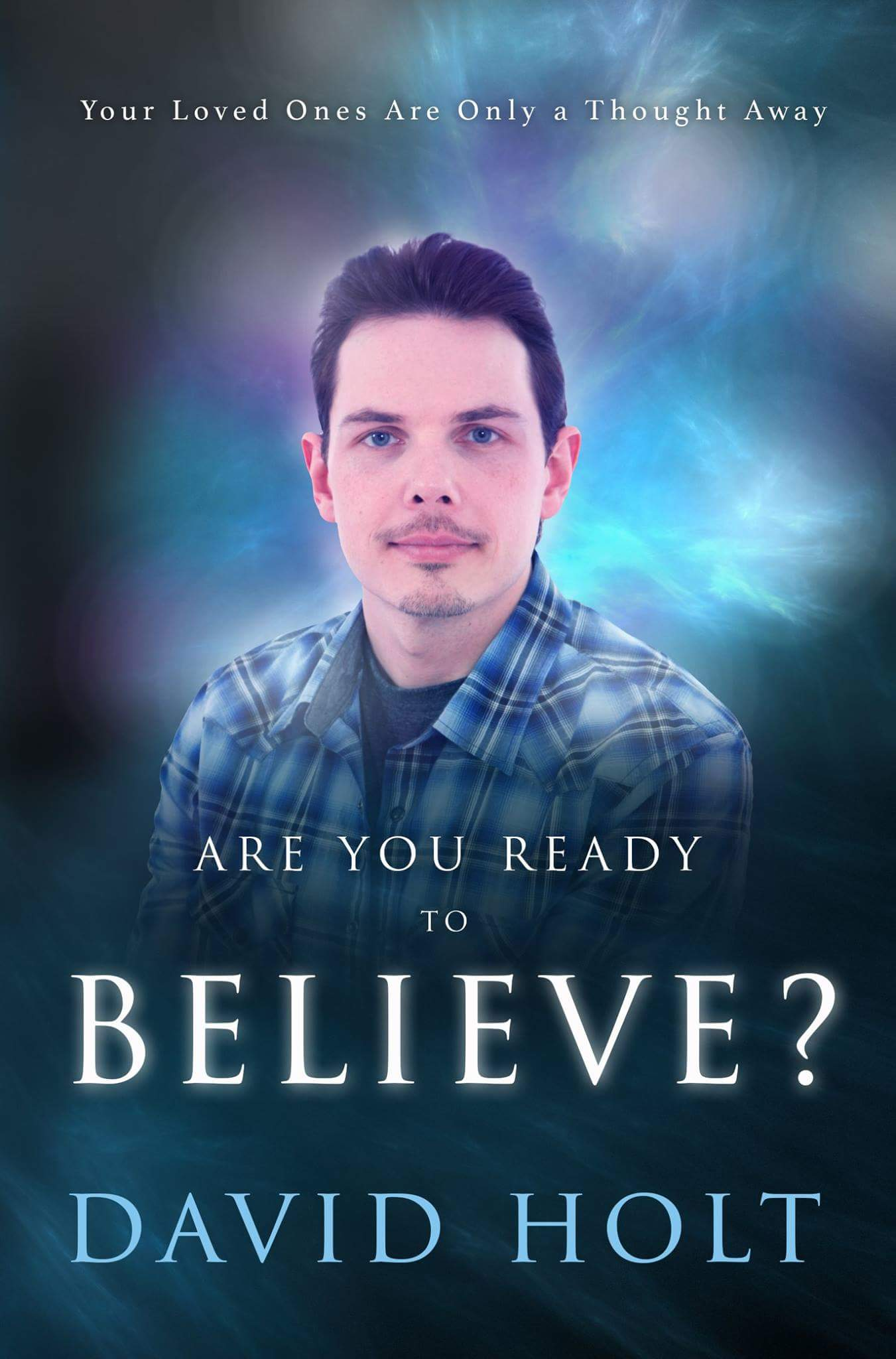 EVENING OF CLAIRVOYANCE WITH DAVID HOLT banner image