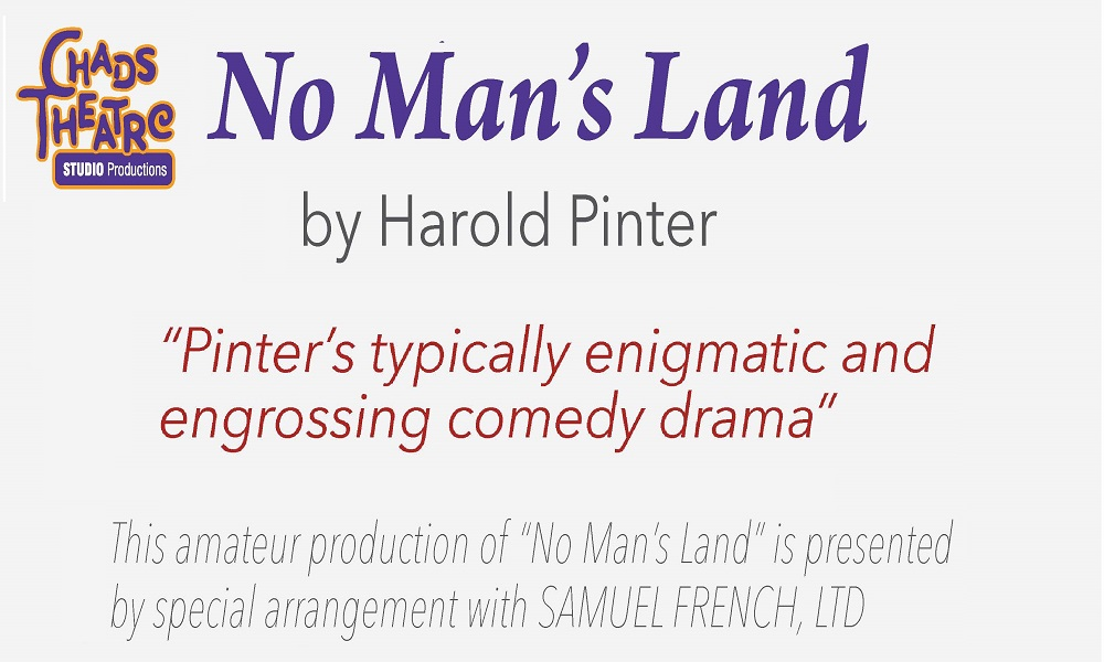 No Man's Land  (Studio Production) banner image