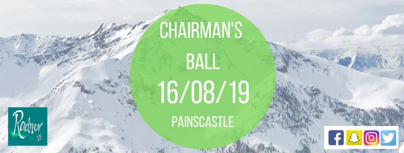 Radnor YFC Chairmans Ball banner image