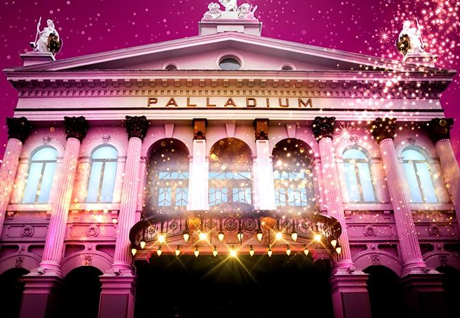 T6. CHRISTMAS PANTOMIME - The London Palladium banner image
