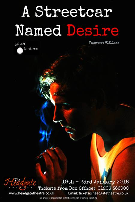 the power of desire in a streetcar named desire a play by tennessee williams Tennessee williams & henrik ibsen play comparison - hedda gabler and a streetcar named desire.
