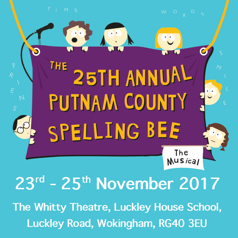 Spelling Bee - Starmaker at The Whitty Theatre event tickets