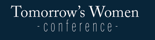 Tomorrow's Women Conference banner image