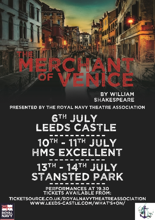 The Merchant of Venice banner image