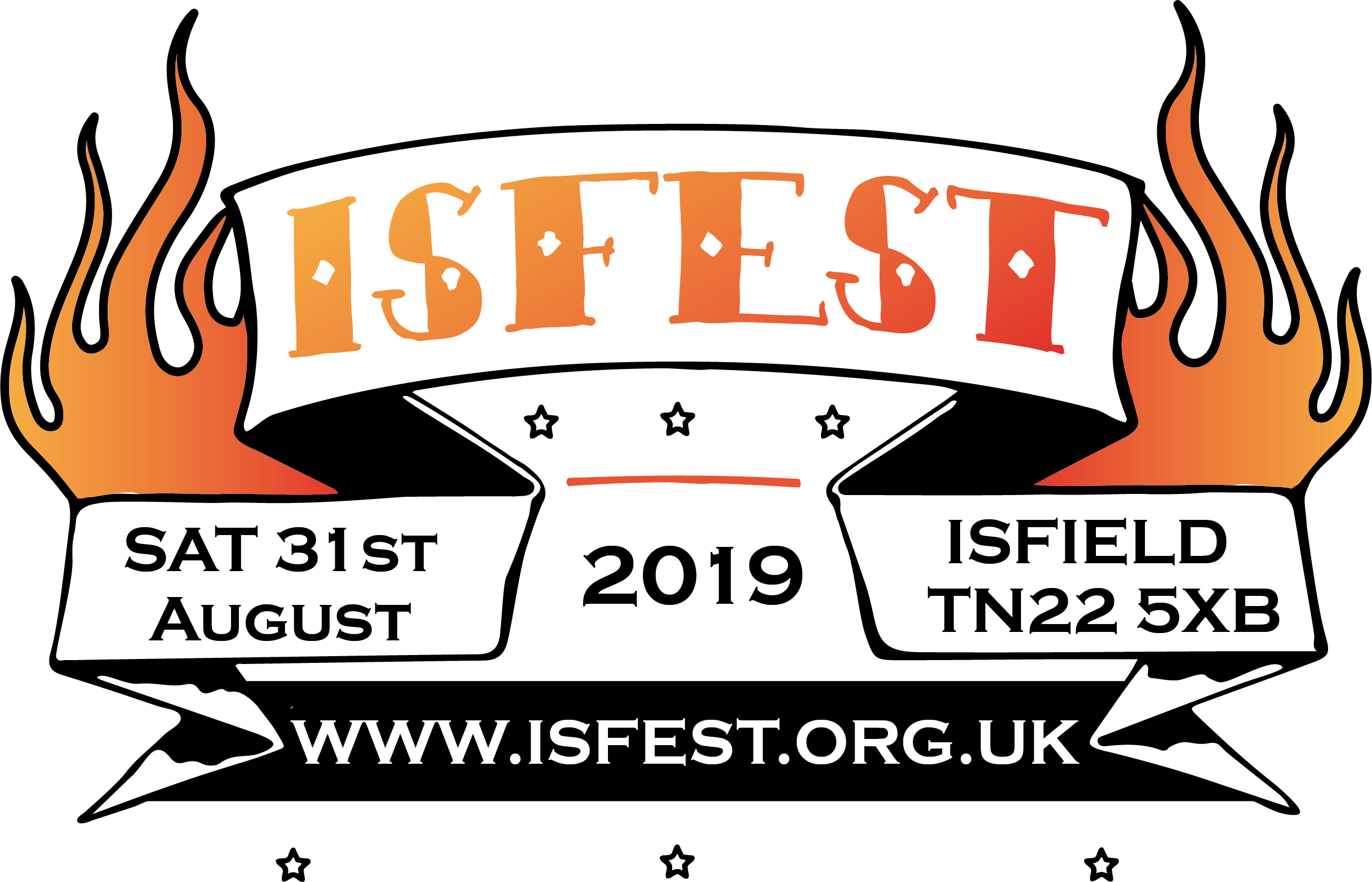Isfest 2019 banner image