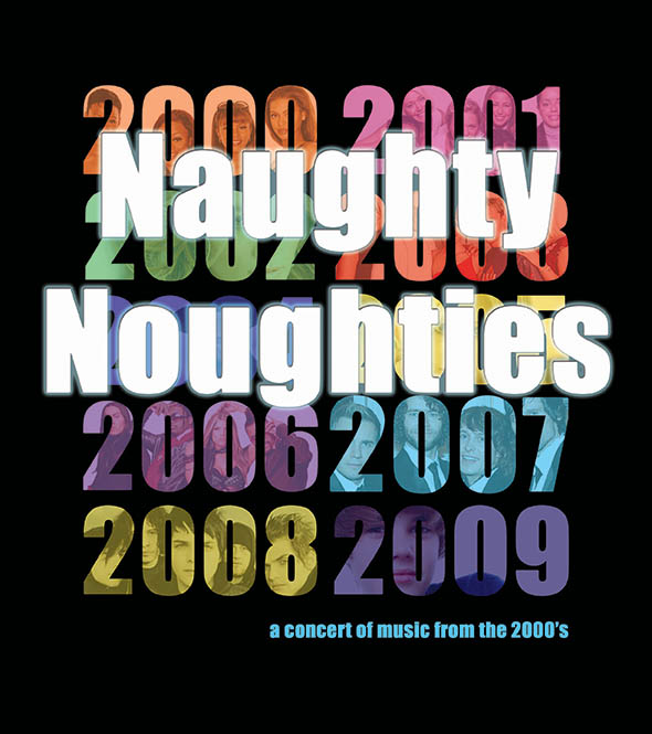 Naughty Noughties at NWTAC Theatre event tickets from TicketSource