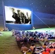 Chrishall Open Air Cinema & BBQ banner image
