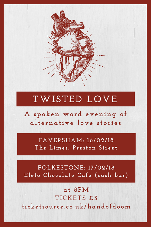 Twisted Love Folkestone At Eleto Chocolate Cafe Event