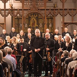 Mozart Requiem & Haydn 'Nelson' Mass