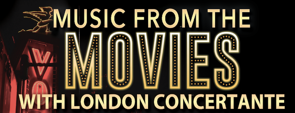 MUSIC FROM THE MOVIES - Sat 21 Sep, Dublin banner image