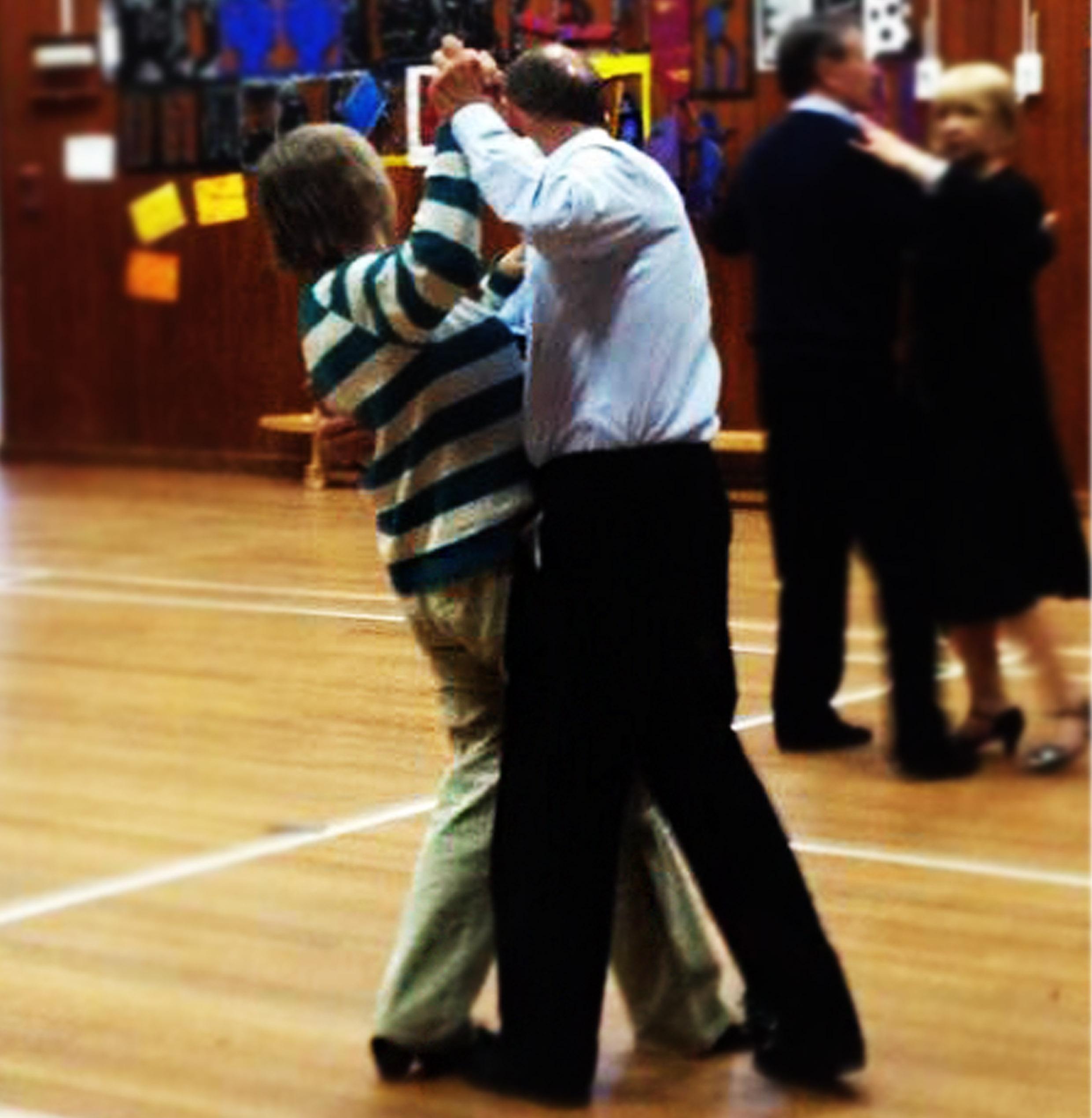 Strictly Ballroom & Latin Dance banner image