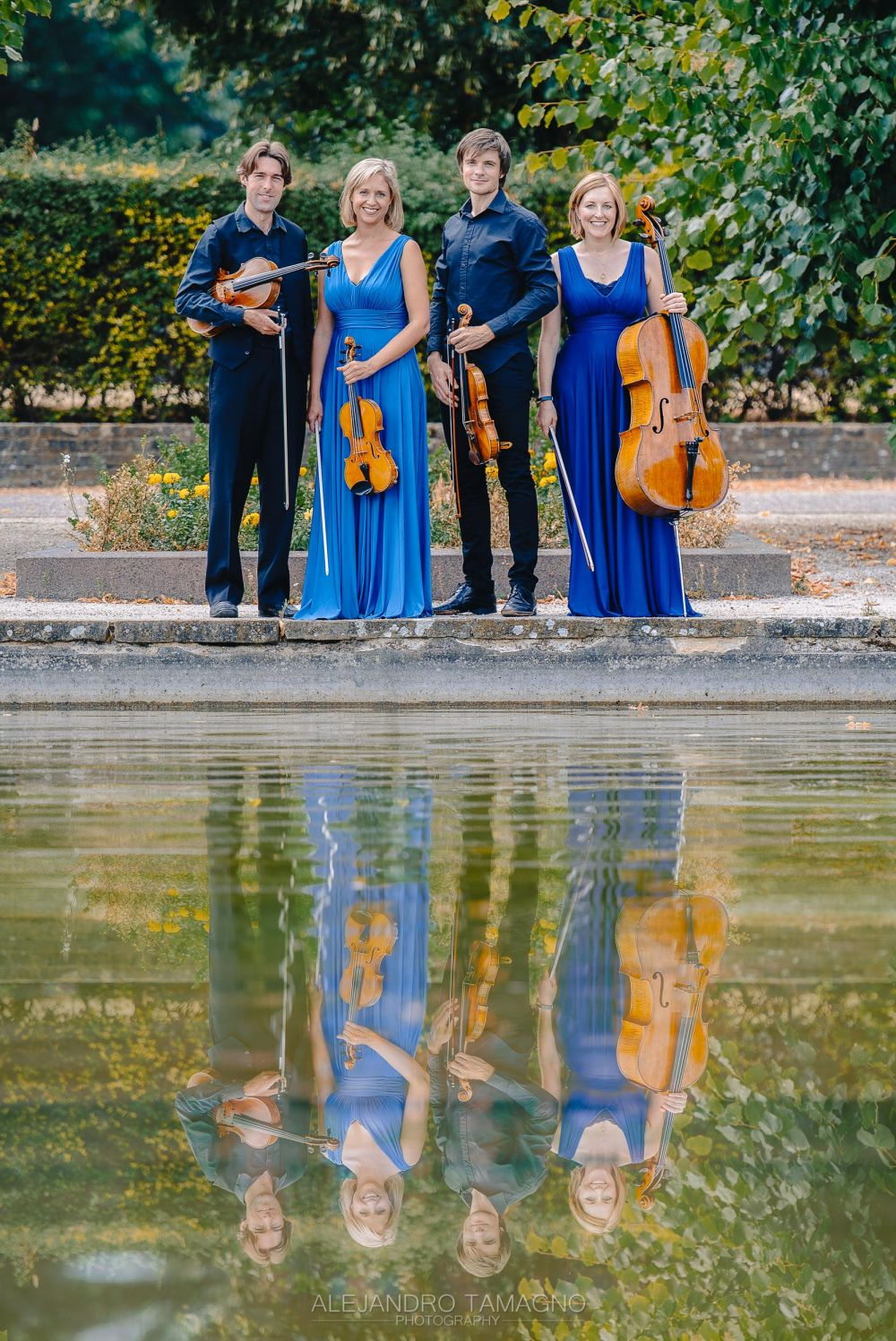 Sacconi Quartet banner image