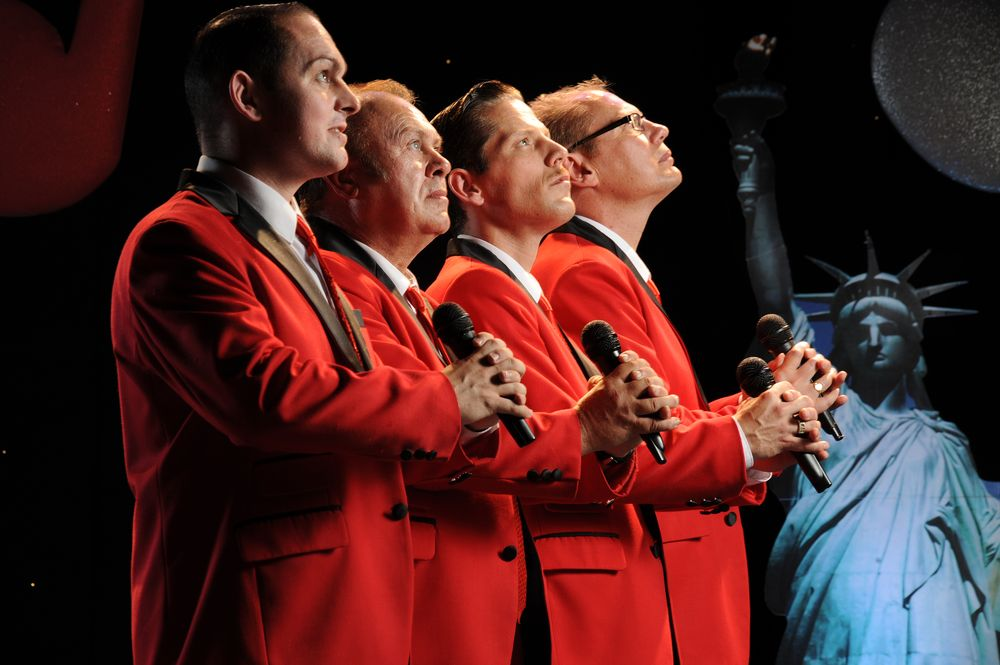 The New Jersey Boys banner image