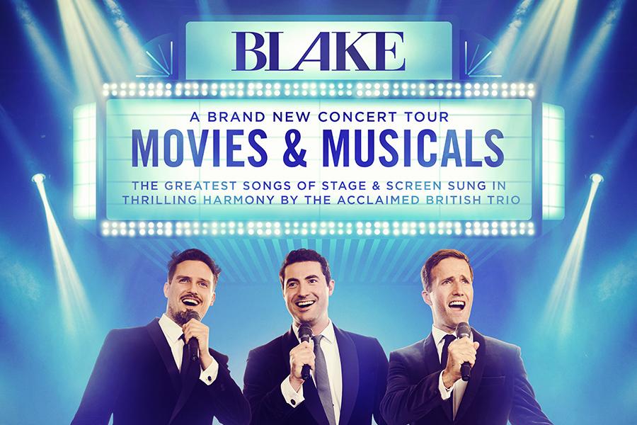 Blake banner image