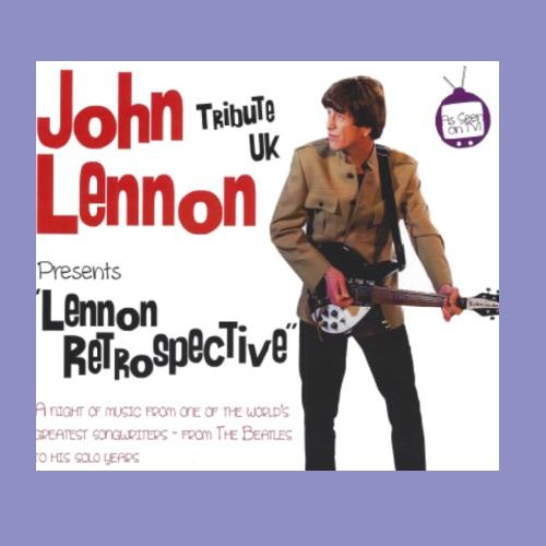 John Lennon:UK banner image