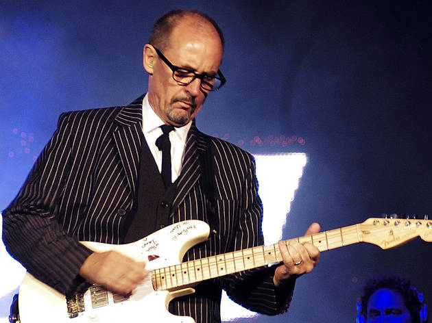 Andy Fairweather Low & The Low Riders banner image